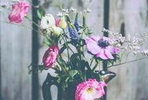 Les fleurs!