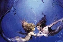 mermaids / by Trish Danovich Hanson
