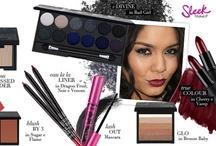 Get the Look with Sleek MakeUP!