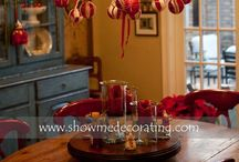 LOVE THE HOLIDAYS!  / Great decorating ideas for the holidays!  / by Beverly West