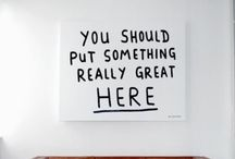 *Collaboration: Personality* / Share images reflecting who you are, your sense of humor or a personal whim of the day!