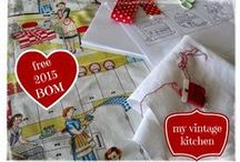 {Quilting} Sew Alongs / Join and sew along with some great quilt alongs / by Becky @ Patchwork Posse
