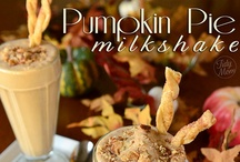 Fall Flavor: Pumpkin / My favorite fall flavor: pumpkin, obviously!  / by Mariam Shahab