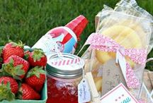 Party Ideas / Great ideas for throwing, decorating or having a party. / by Becky @ Patchwork Posse