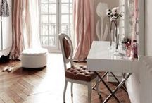 Femme du Coupe Office / Building inspiration for our office space!