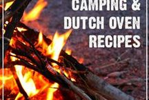 Recipes -- Camping Dishes / Camping Dishes / by Frann Bonomo