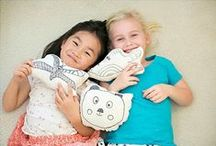 {Sewing} Pillows / Pillows with pizazz or inspiring tutorials / by Becky @ Patchwork Posse