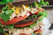 Sandwiches / sandwich recipes and ideas