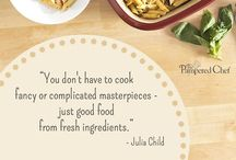Pampered Chef  / by Heather Unger