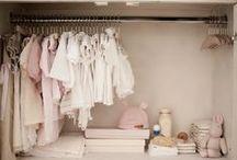 Closet organization | Organização da roupa