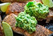 Fish and Seafood / seafood and fish recipes   Mostly Healthy, some not