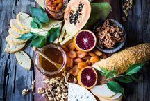 FOOD / Vegetarian and vegan recipes.