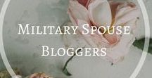 """Military Spouse Bloggers"" / Ideas and inspirations from Military Spouse Bloggers.  Remember OPSEC in all pins and comments.  For contributor  invite email sarah@glitterandpearl.com  Contributors: No SPAM, PROFANITY ect.  Please keep pins family friendly."