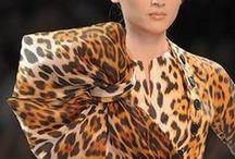 Fashion - Lady Loves Leopard / .