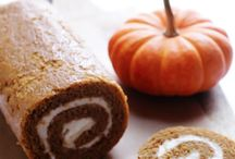 All things pumpkin! / Pumpkin desserts / by Lauren H