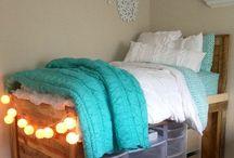 Home Sweet Dorm / by Kristen