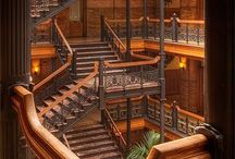 Staircases/Architecture