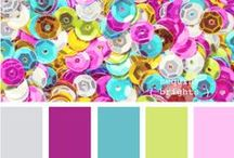Color Inspiration / by Shelley Pullis