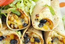 Recipes: Vegetarian Dishes