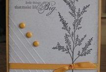 Card Inspiration - Layout/Design