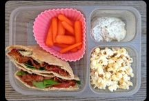 Kid Snacks, lunches and meals / by Melissa B