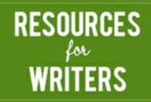 Writing/Editing/Publishing/Literary Agent Help / by Leah Kelley