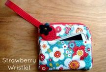 Stitch--Wallets and pouches / by Mary Nell Maule