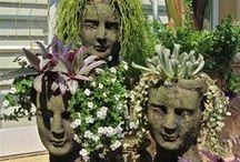 Gardening Decor / by Christine Guernsey