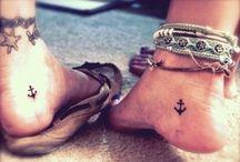 Tattoos (Henna & Forever) / by Lynne Rambling
