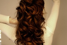 beautiful hair / by Danielle Thomas