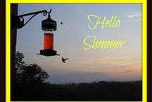 Summer / Summer by Berry Springs Lodge www.berrysprings.com