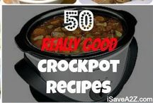 Crockpot Recipes / by Brittany Coumbe