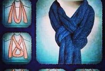 Scarves / by Brittany Coumbe
