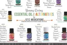 Young Living-Essential Oils  / by Brittany Coumbe