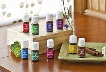 Young Living Oils / by Melissa B