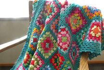 Crochet--Granny Squares / by Shelley Pullis