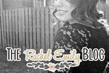 The Rachel Emily Blog