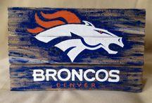 Denver Broncos / by Samantha Johnson