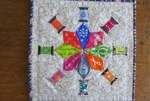 sew paper pieced / Paper-piecing patterns