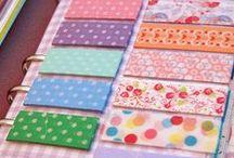 Washi Tape Crafts / https://www.facebook.com/groups/planneraddictsitalia/