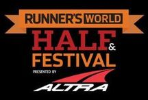 Offical Blogger for 2014 Runner's World Half Festival  - Bethlehem, PA / This was my second invitation to an RW event.  They organize some of the best events, I have been a part of & I am grateful for the invitation to be a part of their weekend.