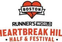 Official Blogger for Runner's World Inaugural HeartbreakHill Half Festival