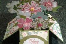 Card Inspiration - Box Cards
