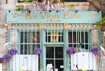 A Guide to the Fashion Capitals: Ooh La La Paris! / Discover the stunning sites of the City of Lights in true Parisian style. Get the look > http://yoox.ly/1WmY7tn / by YOOX.COM Official Pinterest Page