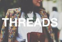 threads / by The Bridal Bird