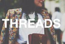 threads / by The Bridal Bird
