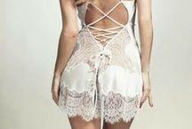 Lingerie....Night & Sli(ee)p dresses