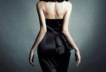 Little black dresses...