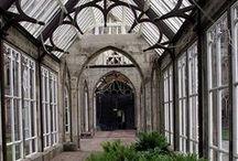 greenhouses - terraria -berceau's- arbor-pergola-porch-terras-etc.etc