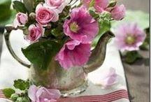 High tea....table inspiration